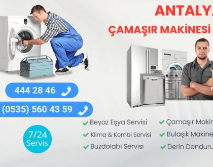 Antalya Çamaşır Makinesi Tamircisi