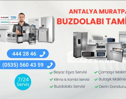 Muratpaşa Buzdolabı Tamircisi