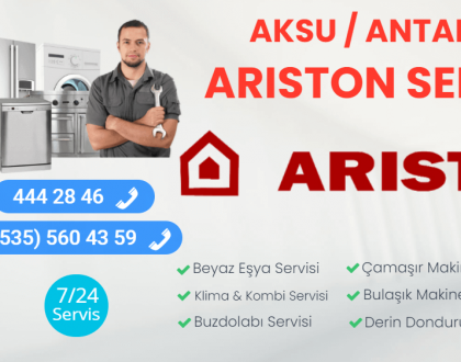 Aksu Ariston Servisi