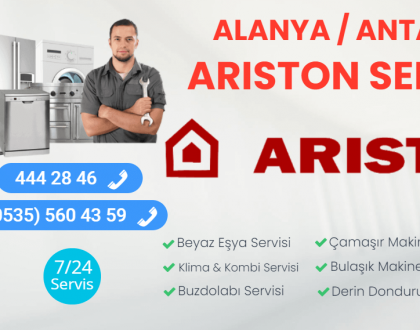 Alanya Ariston Servisi
