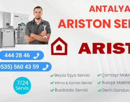 Antalya Ariston Servisi