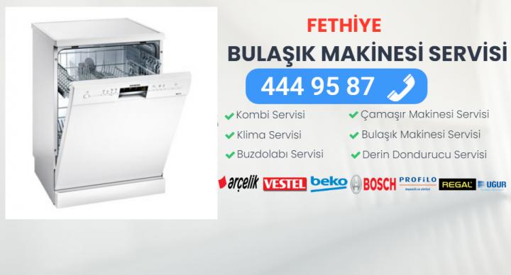 Fethiye bulaşık Makinesi servisi