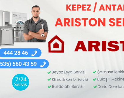 Kepez Ariston Servisi