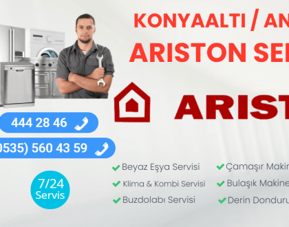 Konyaaltı Ariston Servisi