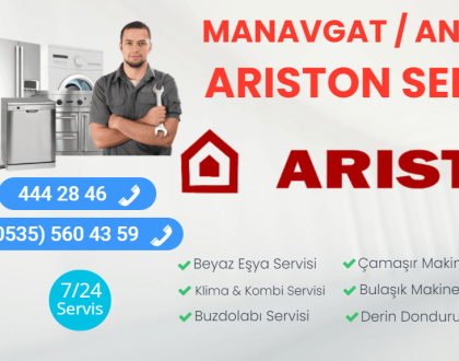Manavgat Ariston Servisi